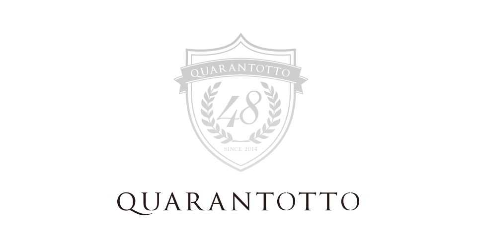 quarantotto logotype and symbolmark / angelphilia doll /エンジェルフィリア クアラントット
